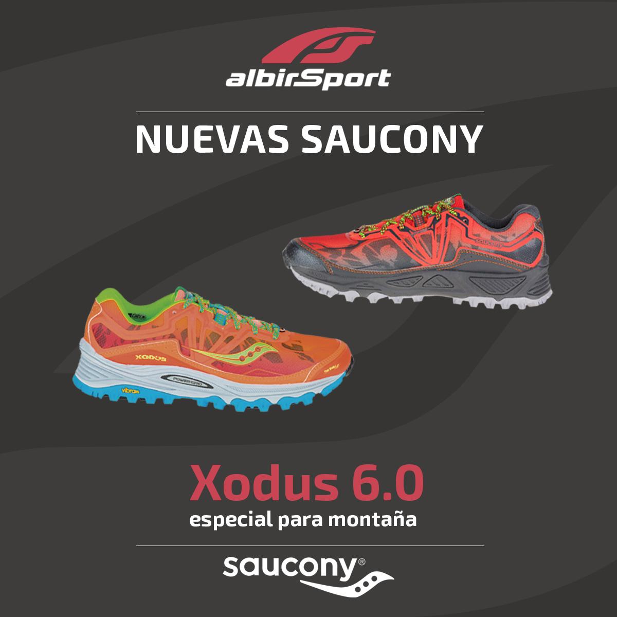 SouCony Xodus 6.0