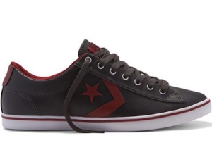 Coverse Star Player LP Leather