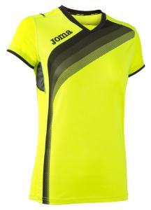 Camiseta ateltismo Joma elite 5 amarillo