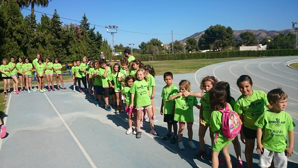 Escuelas deportivas l'Alfas