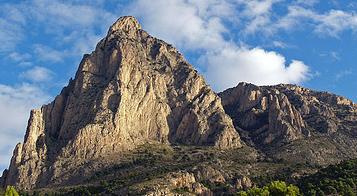 Puig Campana Alicante Montaña