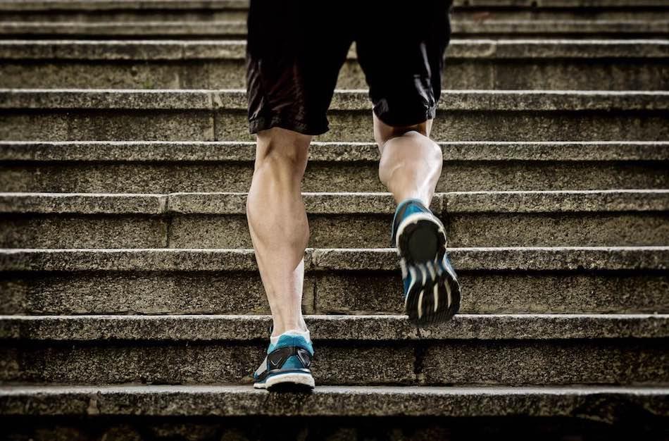 Aumentar masa muscular corriendo o haciendo running