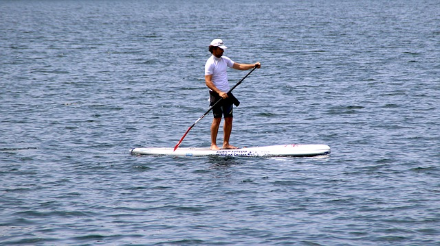 Paddle Surf en primavera