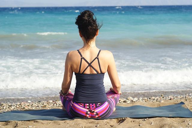 Yoga en primavera