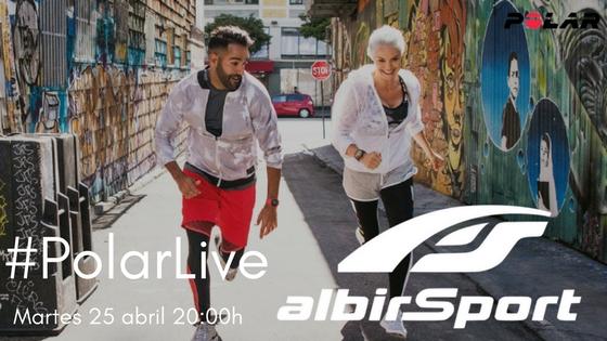 Polar Live Albir Sport