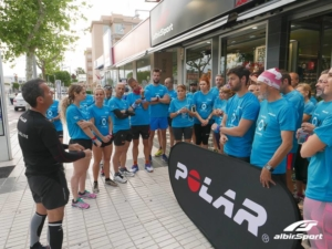 Polar run Albir Sport