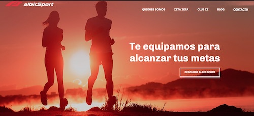 aniversario Albir Sport